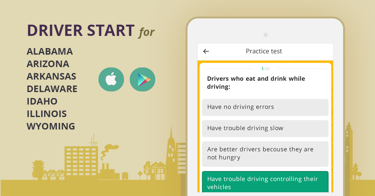 How to learn driving in usa